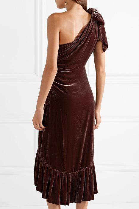 Платье с запахом особенности кроя правила подбора