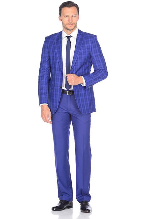 9faf53b53230 Мужской костюм в клетку – стиль и элегантность образа