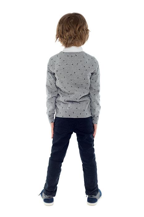 детские вязаные кофты 11 лучших фасонов для девочек и мальчиков