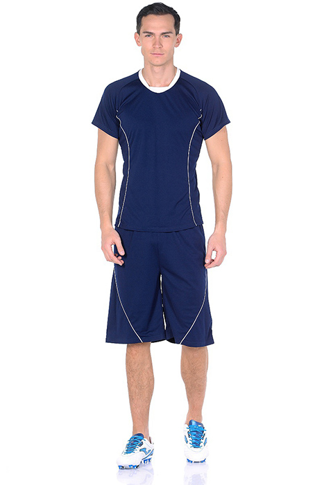 4a876fff4 Синий мужской спортивный костюм (35 фото): модели от Adidas, Nike ...