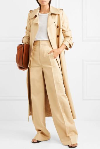 Льняные брюки 2020 (95 фото): женские образы, стильные фасоны, с ... | 512x342