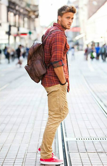 men's casual fashion