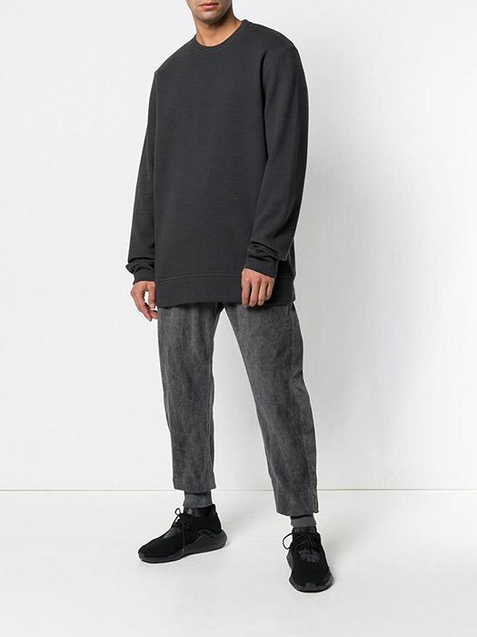 7d173da8dbb Мужские брюки с манжетами сегодня занимают едва ли первое место в списке  модной повседневной и спортивной одежды. Этот удобный универсальный  вариант