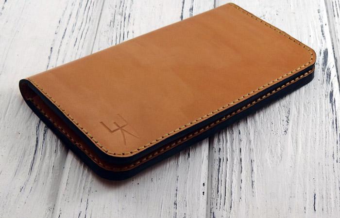 a9532983e579 Мужской кошелек из натуральной кожи (53 фото): для денег, зажимы ...